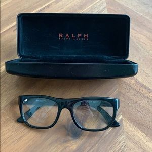Ralph Lauren fashion glasses - non prescription